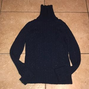 Express Cowl Neck Sweater Size Large